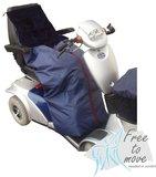 Webpelz schlupfsack für Rollstuhlfahrer und Elektromombilfahrer_8