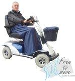 scootmobiel/rolstoel voetenzak
